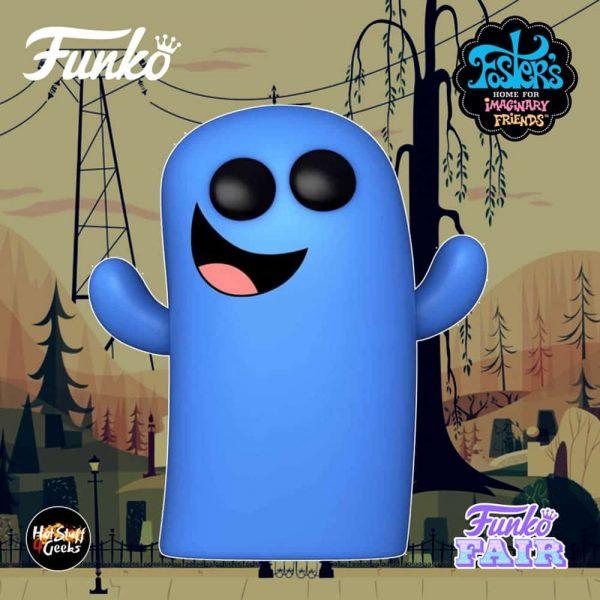 Funko Pop! Animation Foster's Home for Imaginary Friends - Bloo Funko Pop! Vinyl Figure