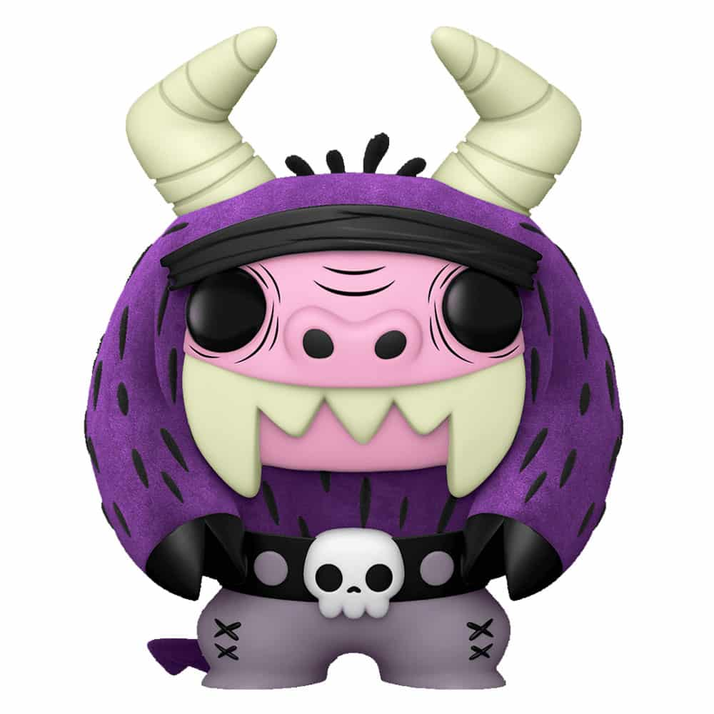 Funko Pop! Animation Foster's Home for Imaginary Friends - Eduardo Flocked Funko Pop! Vinyl Figure - Hot Topic Exclusive