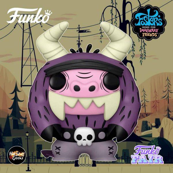 Funko Pop! Animation: Foster's Home for Imaginary Friends - Eduardo Funko Pop! Vinyl Figure