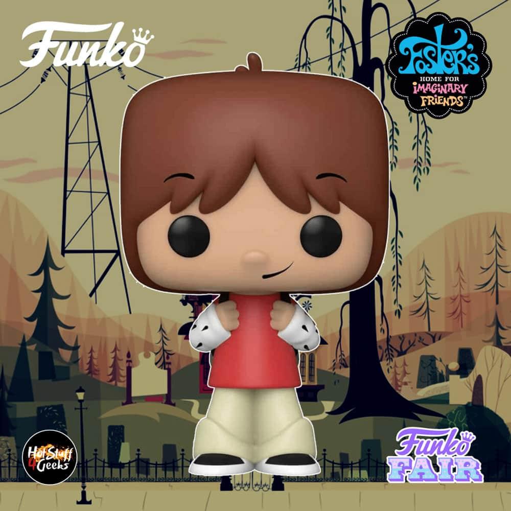 Funko Pop! Animation Foster's Home for Imaginary Friends - Mac Funko Pop! Vinyl Figure