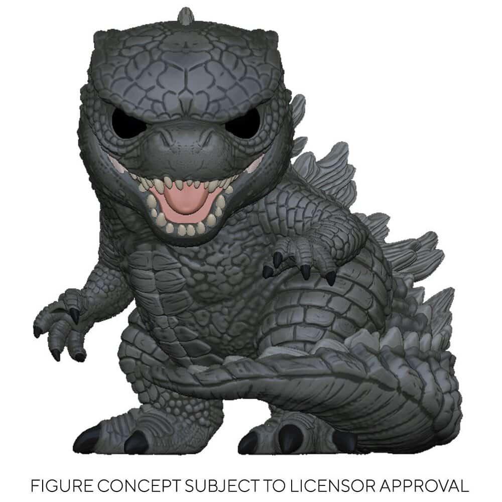 Funko Pop! Animation Godzilla vs. Kong - Godzilla 10-Inch Funko Pop! Vinyl Figure