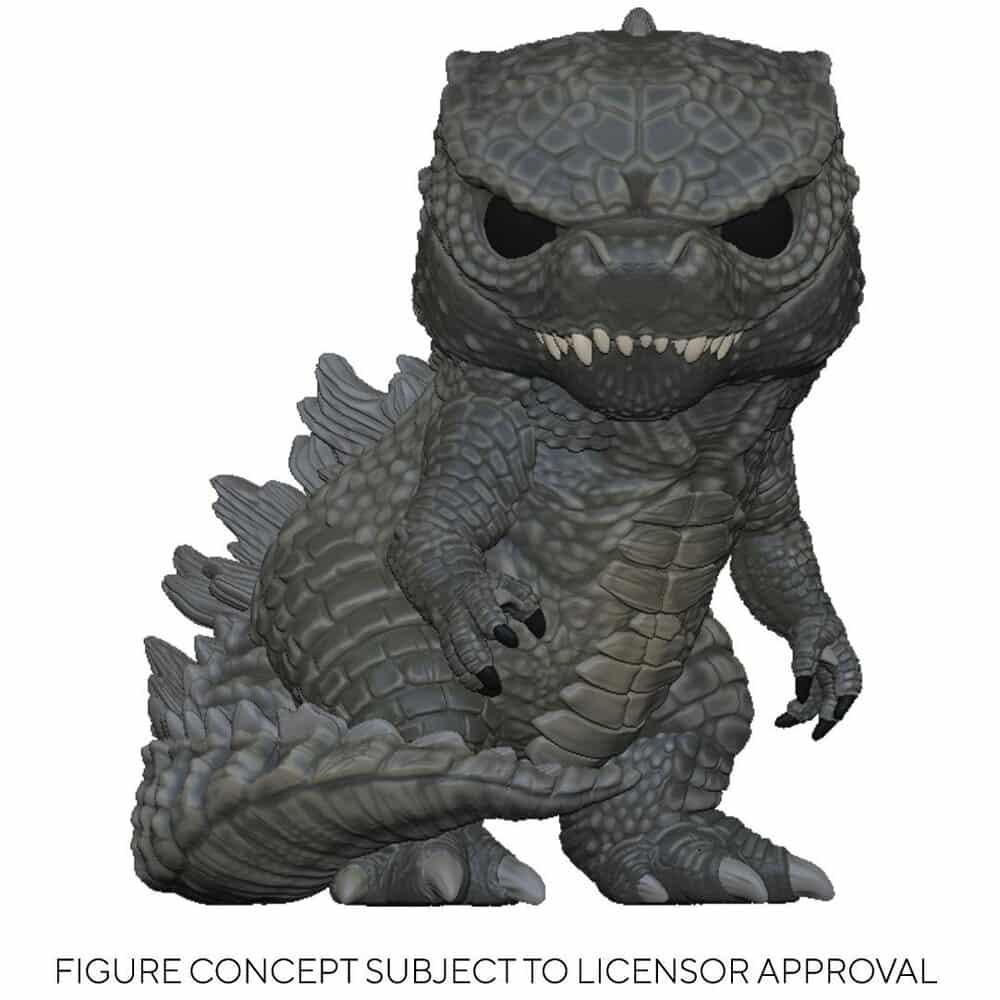 Funko Pop! Animation Godzilla vs. Kong - Godzilla Funko Pop! Vinyl Figure