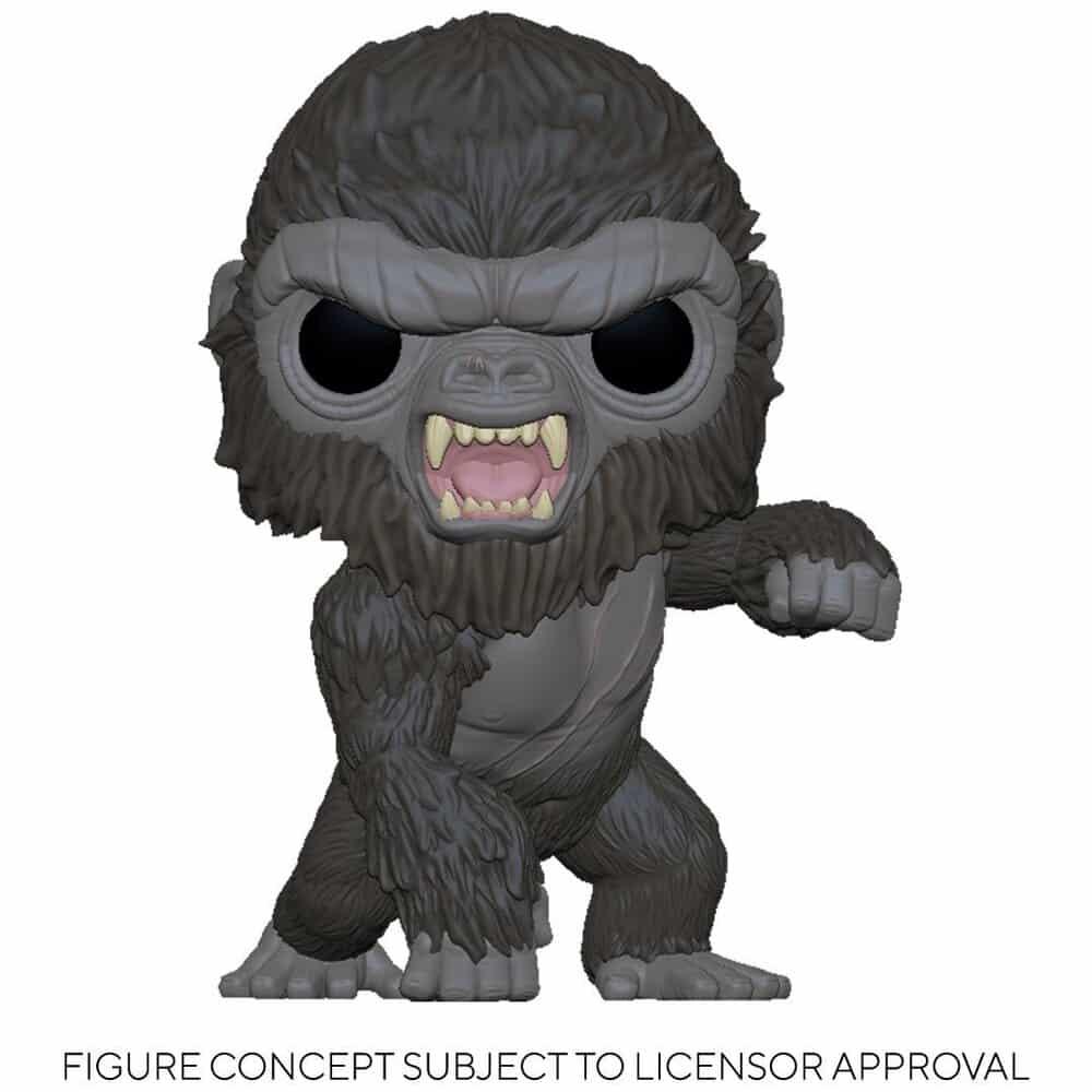 Funko Pop! Animation Godzilla vs. Kong - Kong 10-Inch Funko Pop! Vinyl Figure