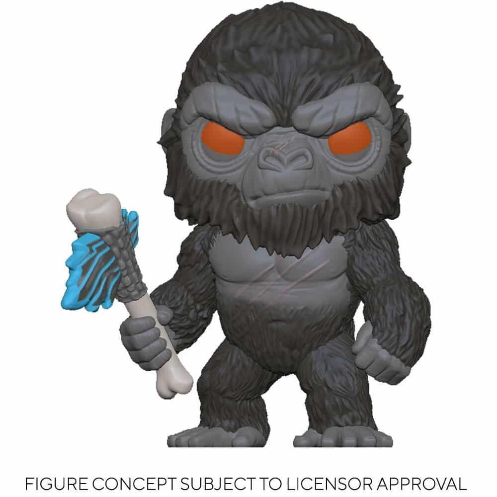 Funko Pop! Animation Godzilla vs. Kong - Kong Funko Pop! Vinyl Figure