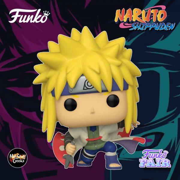 Funko Pop! Animation Naruto Shippuden - Minato Namikaze Funko Pop! Vinyl Figure