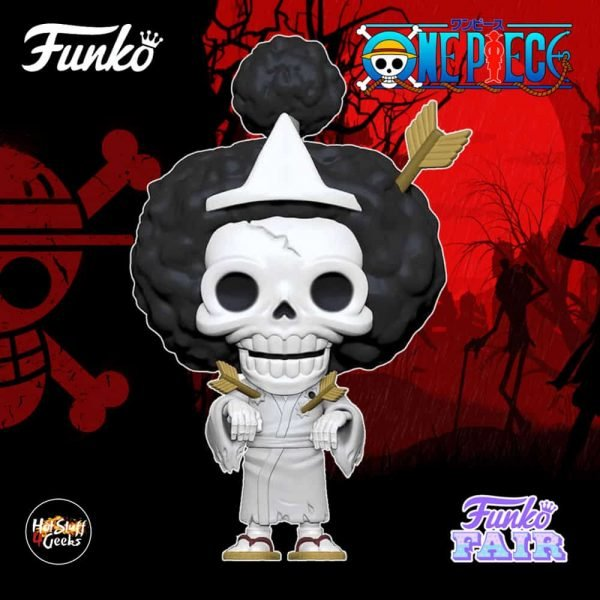 Funko Pop! Animation One Piece - Brook Funko Pop! Vinyl Figure