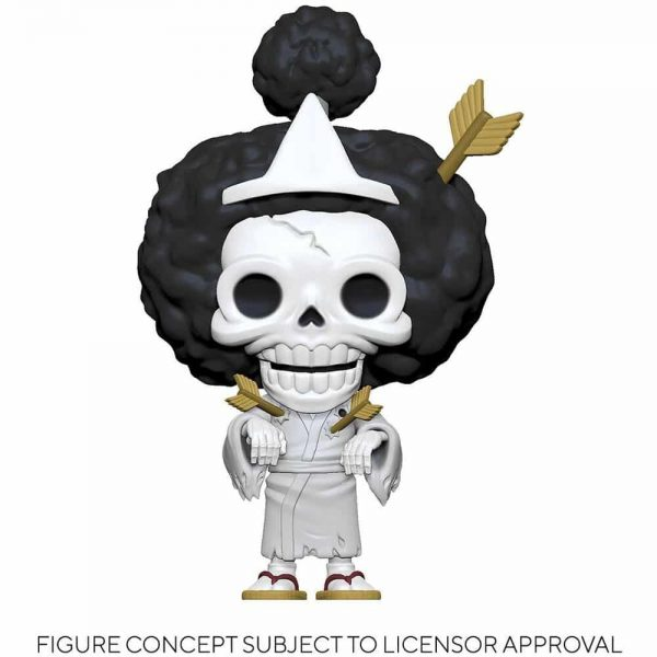 Funko Pop! Animation: One Piece - Brook Funko Pop! Vinyl Figure