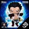 Funko Pop! Animation: One Piece - Luffy (Gear 4th) Funko Pop! Vinyl Figure - Chalice Collectibles Exclusive