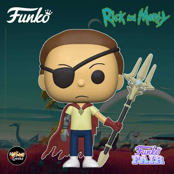 Funko Pop! Animation Rick and Morty - Evil Morty Funko Pop! Vinyl Figure