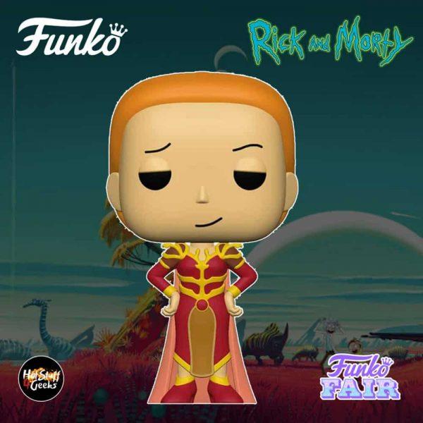Funko Pop! Animation: Rick and Morty - Queen Summer Funko Pop! Vinyl Figure