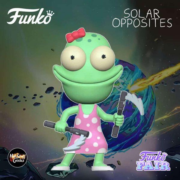 Funko Pop! Animation: Solar Opposites - Jesse Funko Pop! Vinyl Figure