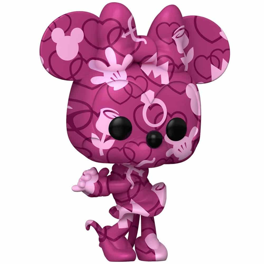 Funko Pop! Artist Series DTV - Mickey Mouse and Minnie Mouse 2- Pack Funko Pop! Vinyl Figures - Amazon Exclusive