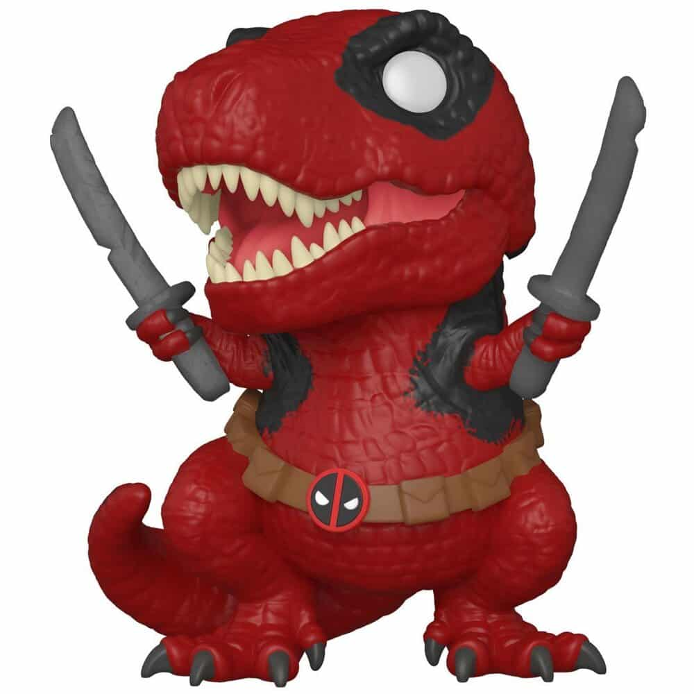 Funko Pop! Deadpool 30th Anniversary - Dinopool Funko Pop! Vinyl Figure