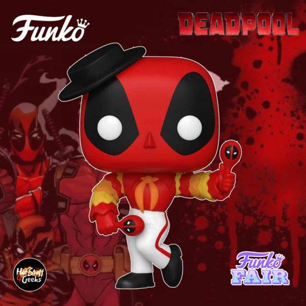 Funko Pop! Deadpool 30th Anniversary - Flamenco Deadpool Funko Pop! Vinyl Figure