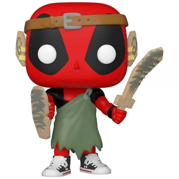 Funko Pop! Deadpool 30th Anniversary - Nerd Deadpool Funko Pop! Vinyl Figure