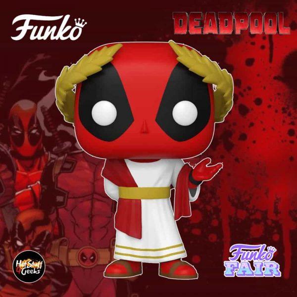 Funko Pop! Deadpool 30th Anniversary - Roman Senator Deadpool Funko Pop! Vinyl Figure