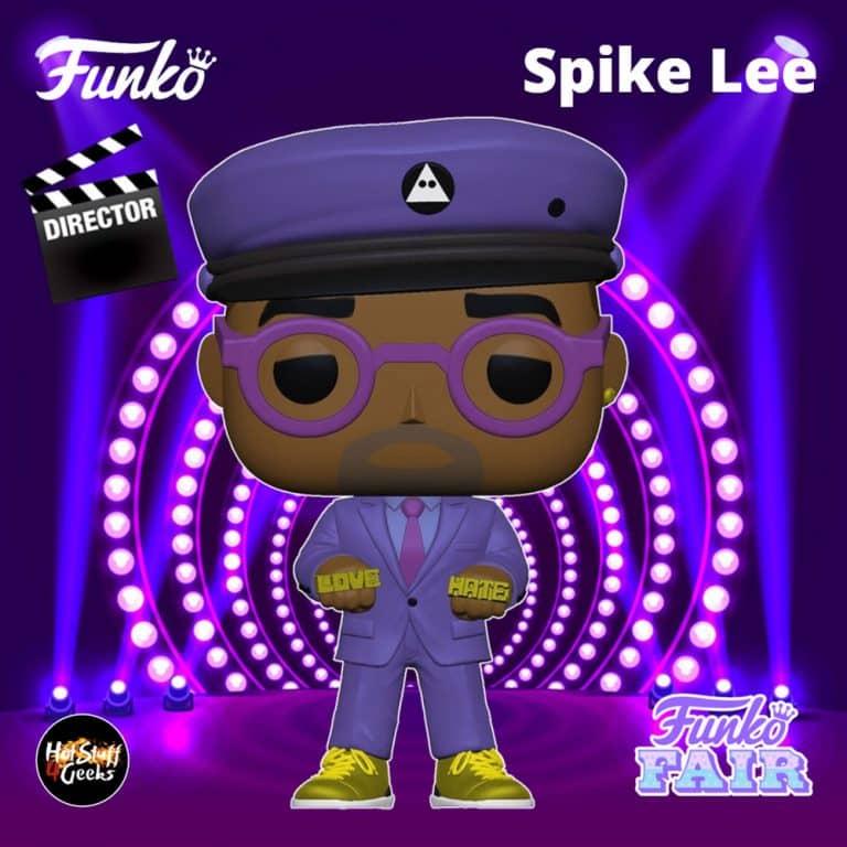 Funko Pop! Directors Spike Lee Purple Suit Funko Pop! Vinyl Figure