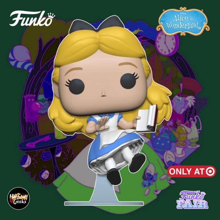 Funko Pop! Disney Alice in Wonderland 70th Anniversary - Alice Falling Funko Pop! Vinyl Figure - Target Exclusive