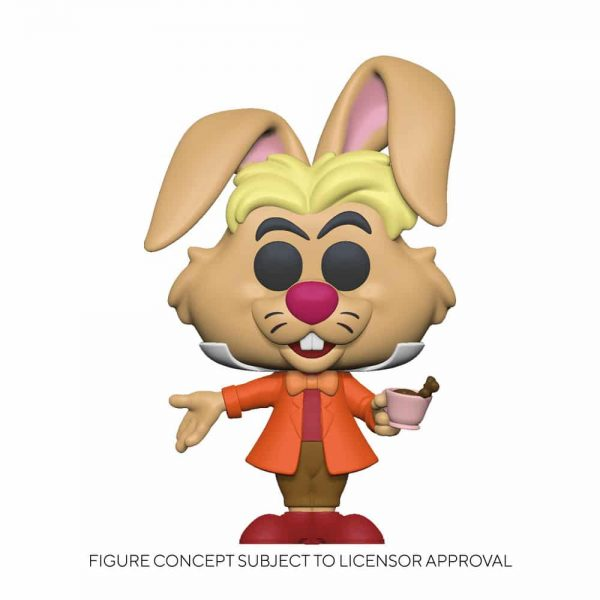 Funko Pop! Disney Alice in Wonderland 70th Anniversary - March Hare Funko Pop! Vinyl Figure