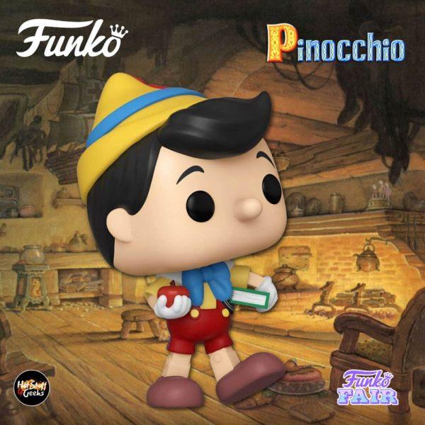 Funko Pop! Disney Pinocchio - Pinocchio School Bound Funko Pop! Vinyl Figure