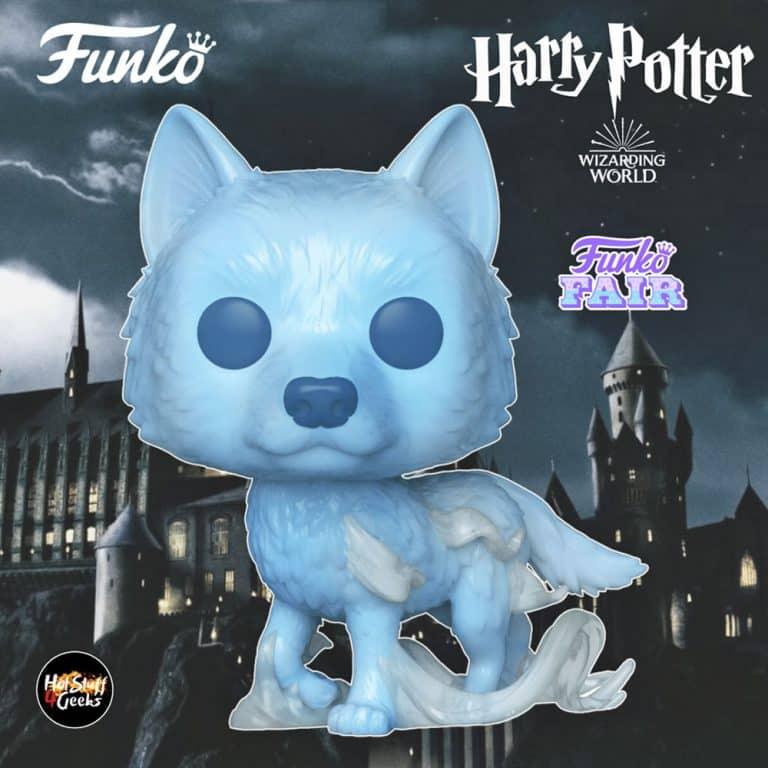 Funko Pop! Harry Potter: Patronus Remus Lupin Funko Pop! Vinyl Figure