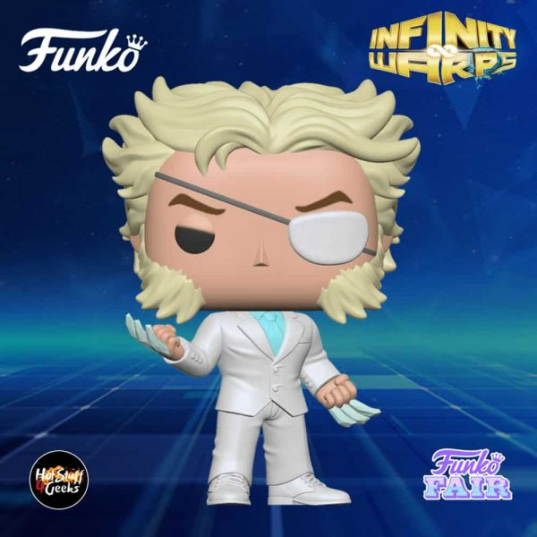 Funko Pop! Marvel Infinity Warps - Diamond Patch Funko Pop! Vinyl Figure