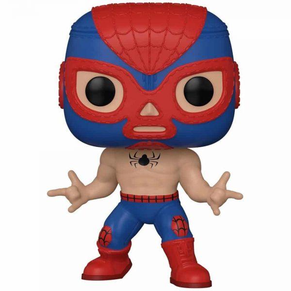 Funko Pop! Marvel Luchadores (Lucha Libre) - El Aracno Spider-Man Funko Pop! Vinyl Figure