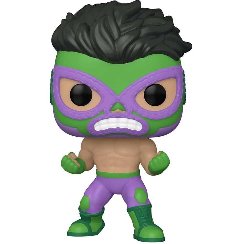 Funko Pop! Marvel Luchadores (Lucha Libre) - El Furioso Hulk Funko Pop! Vinyl Figure