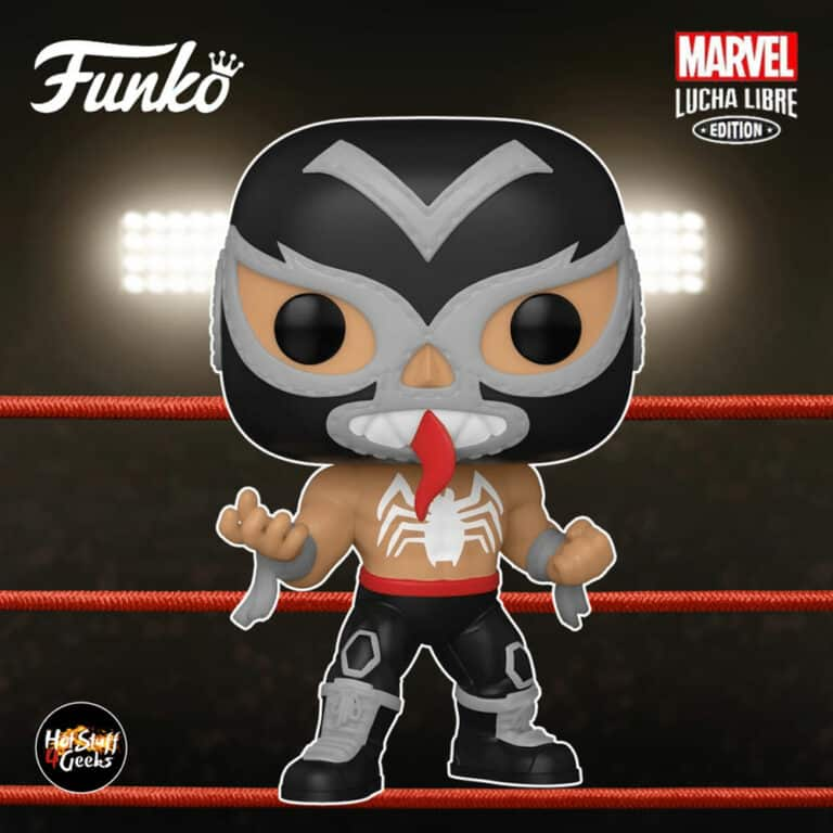 Funko Pop! Marvel Luchadores (Lucha Libre) - El Venenoide Venom Funko Pop! Vinyl Figure
