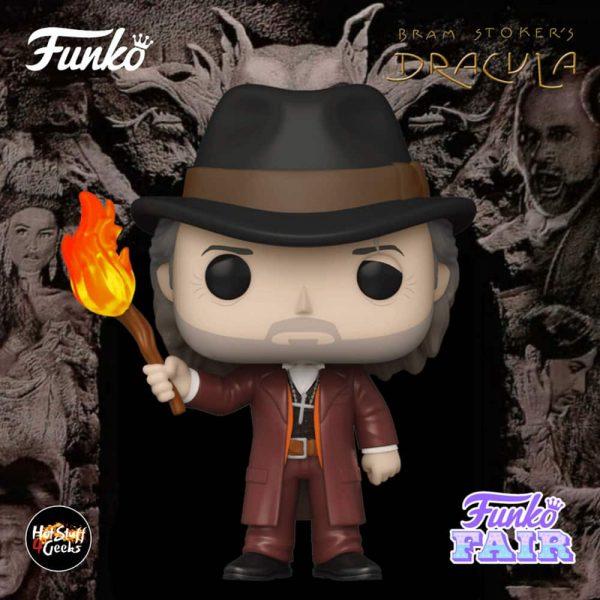 Funko Pop! Movies Bram Stoker's Dracula - Van Helsing Funko Pop! Vinyl Figure