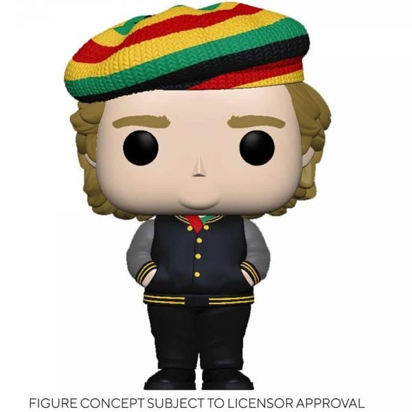 Funko Pop! Movies Cool Runnings - Irving Irv Blitzer Funko Pop! Vinyl Figure