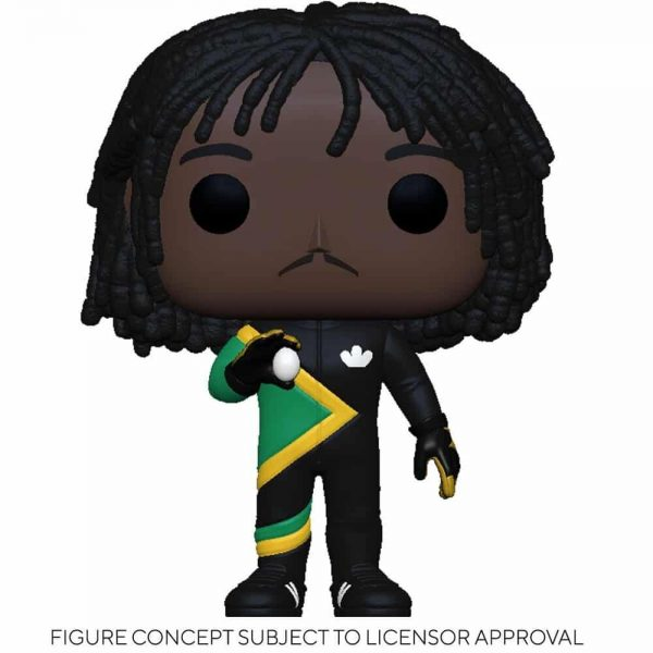 Funko Pop! Movies Cool Runnings - Sanka Coffie Funko Pop! Vinyl Figure