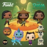 Funko Pop! Movies: Raya and the Last Dragon - TukTuk, Sisu, Raya Warrior, Raya, Ongi, Noi, and Namaari Funko Pop! Vinyl Figures