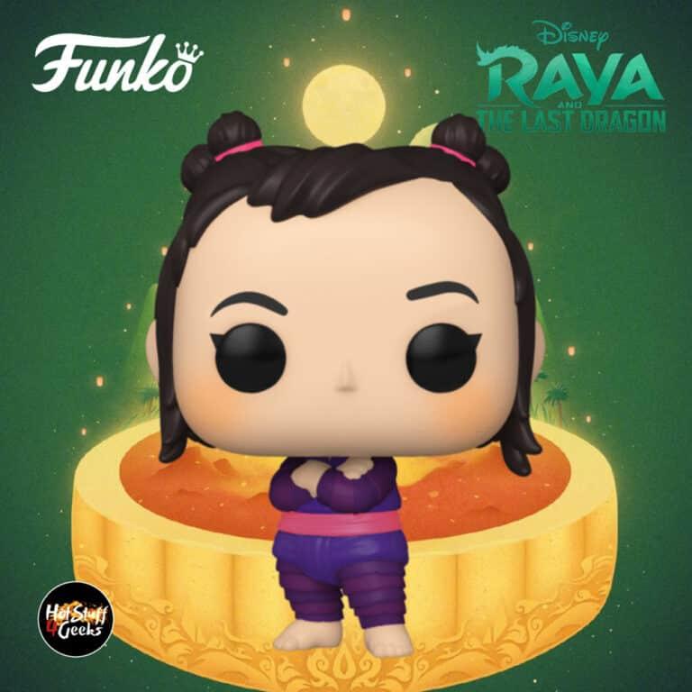 Funko Pop! Movies Raya and the Last Dragon - Noi Funko Pop! Vinyl Figure