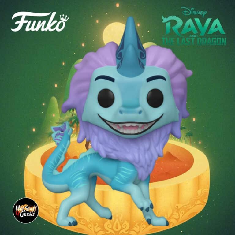 Funko Pop! Movies Raya and the Last Dragon - Sisu Funko Pop! Vinyl Figure