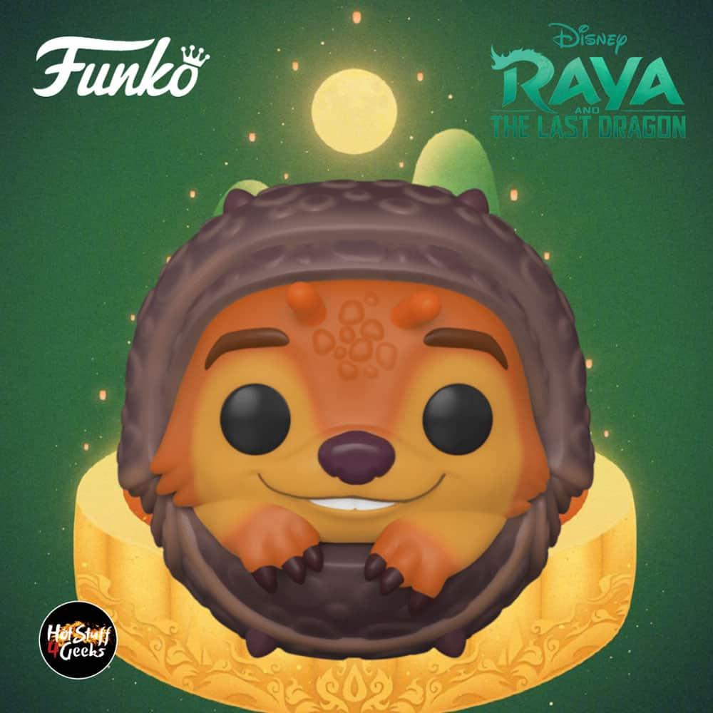 Funko Pop! Movies Raya and the Last Dragon - TukTuk Funko Pop! Vinyl Figure
