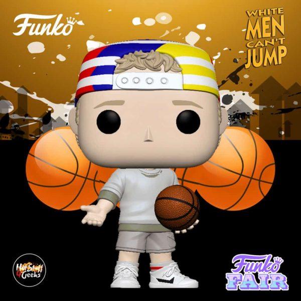 Funko Pop! Movies: White Men Can't Jump - Billy Hoyle Funko Pop! Vinyl Figure