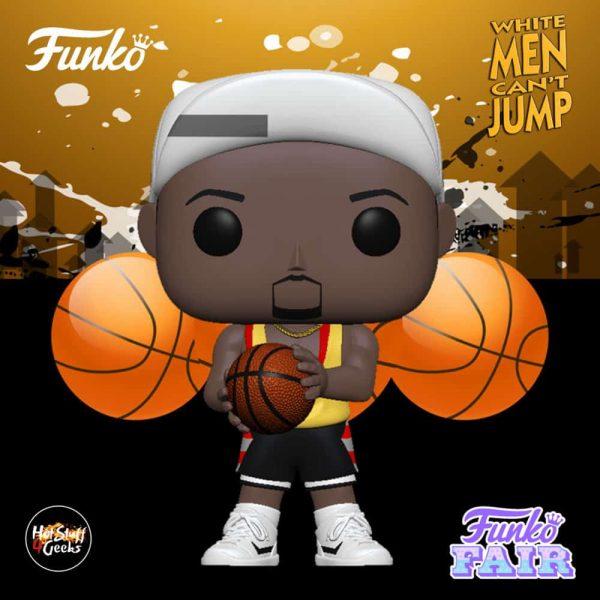 Funko Pop! Movies White Men Can't Jump - Sidney Funko Pop! Vinyl Figure