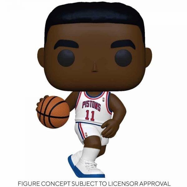 Funko Pop! NBA Legends - Isiah Thomas (Pistons Home) Pop! Vinyl Figure