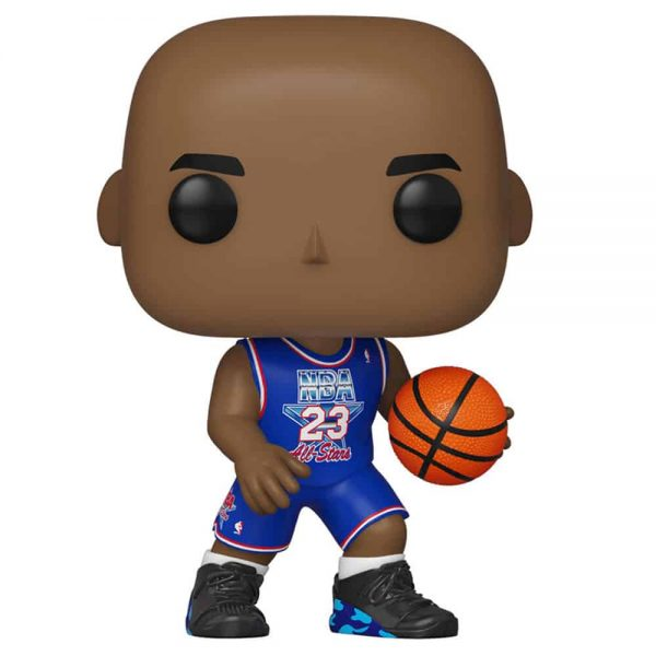 Funko Pop! NBA Legends - Michael Jordan (NBA All Stars) Funko Pop! Vinyl Figure - Funko Shop Exclusive