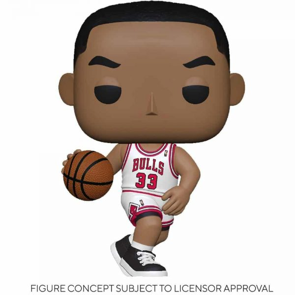 Funko Pop! NBA Legends - Scottie Pippen (Bulls Home) Pop! Vinyl Figure