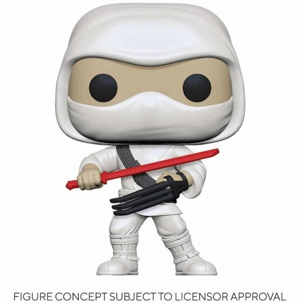 Funko Pop! Retro Toys G.I. Joe - Version 2 Storm Shadow Funko Pop! Vinyl Figure