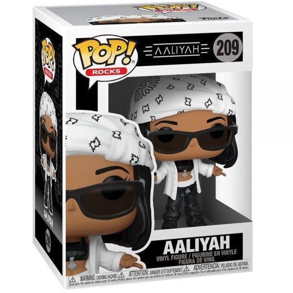 Funko Pop! Rocks! Aaliyah Funko Pop! Vinyl Figure