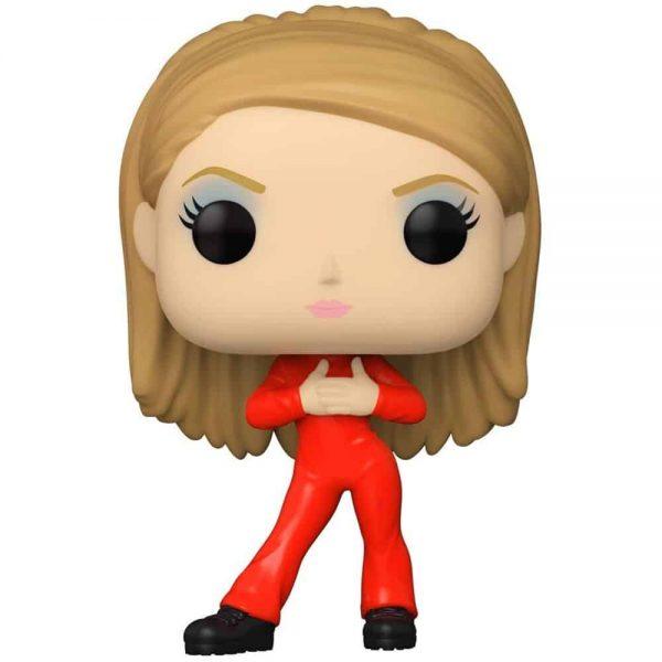 Funko Pop! Rocks Britney Spears Oops I Did it Again Catsuit Britney Funko Pop! Vinyl Figure