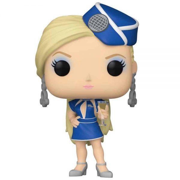 Funko Pop! Rocks Britney Spears Toxic Stewardess Funko Pop! Vinyl Figure