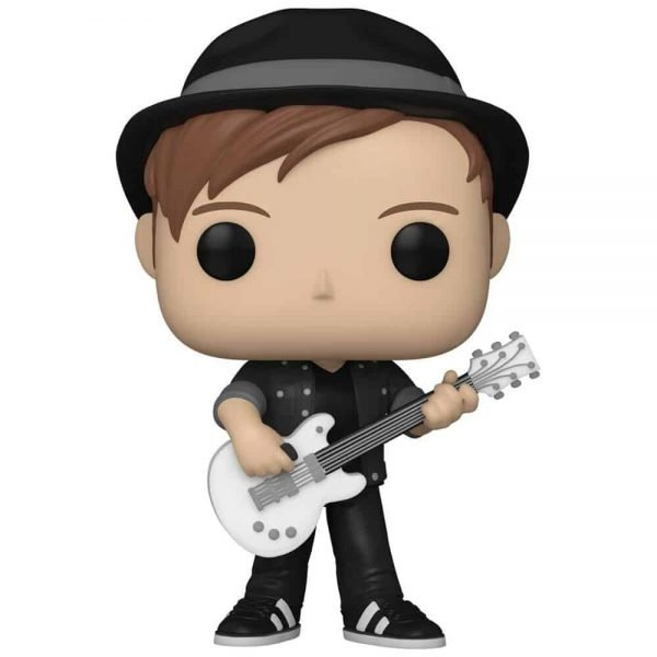 Funko Pop! Rocks Fall Out Boy - Patrick Stump Funko Pop! Vinyl Figure