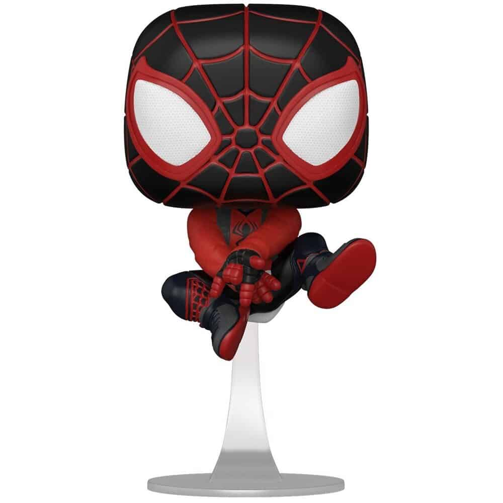 Funko Pop! Spider-Man Miles Morales Game - Miles Morales Bodega Cat Suit Funko Pop! Vinyl Figure
