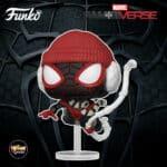 Funko Pop! Spider-Man Miles Morales Game - Miles Morales Winter Suit Funko Pop! Vinyl Figure