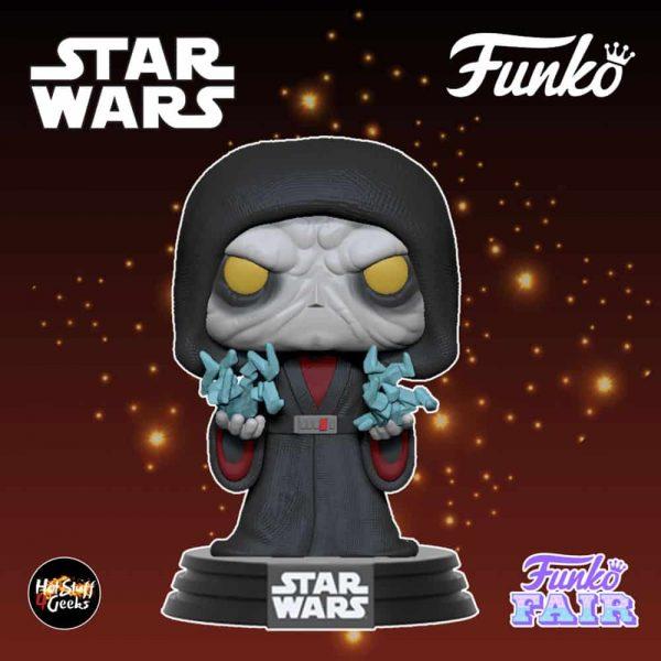 Funko Pop! Star Wars The Rise of Skywalker - Revitalized Palpatine Funko Pop! Vinyl Figure