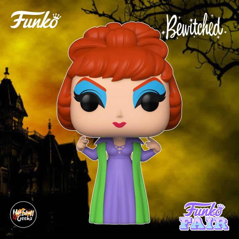 Funko Pop! Television: Bewitched - Endora Funko Pop! Vinyl Figur